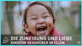 Die Zuneigung und Liebe Kindern gegenüber im Islam | Stimme des Kalifen