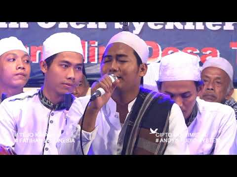 Semarak Tahun Baru 2018 Fatihah Indonesia ( Ustadz Ridwan Asyfi ) Tejo Kinasih