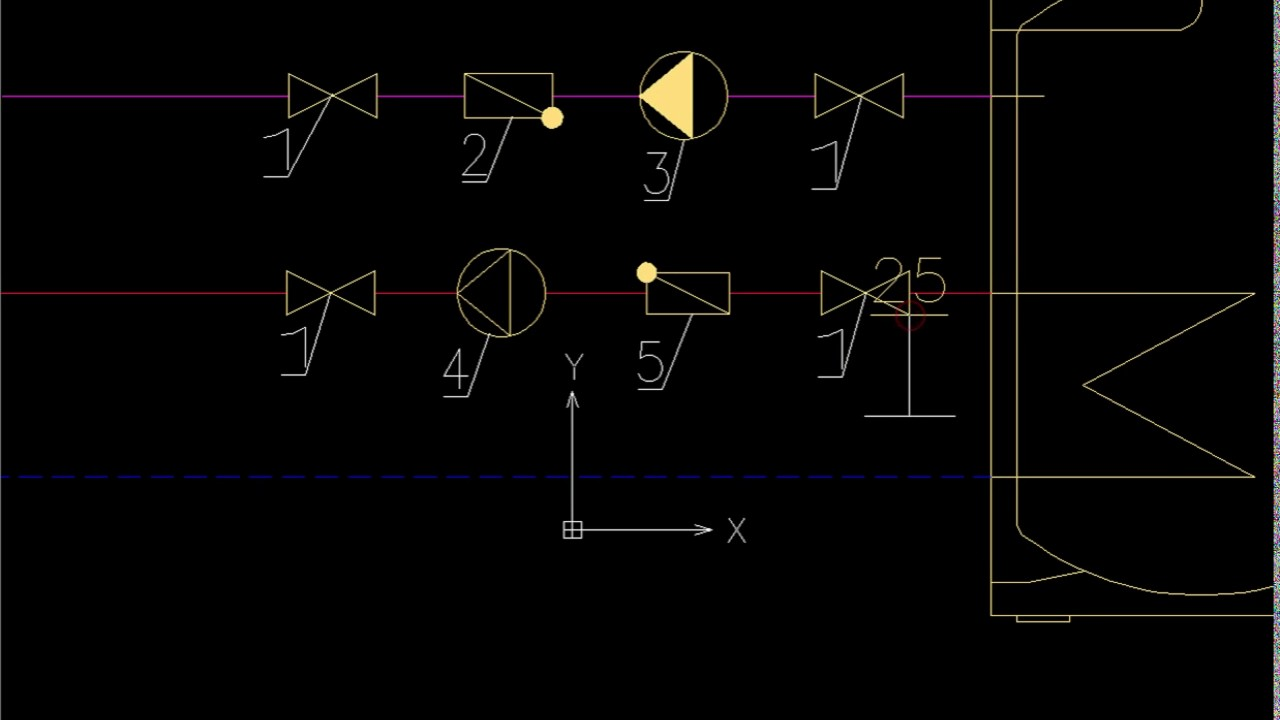 Hvac Schematic Symbols Legend Electrical Wiring Diagrams For