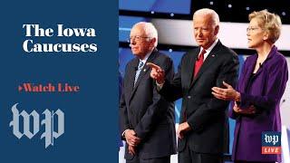 Gambar cover 2020 Iowa Democratic caucuses (FULL LIVE STREAM)