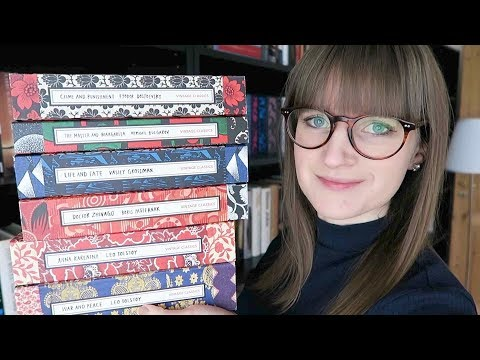 Vintage Russian Classics (Gorgeous Books!)