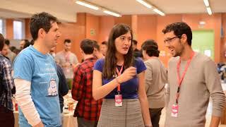 Baixar Pablo Santos y Rubén de Alba en WeCode Fest 2018 (@psluaces y @rdealbade)