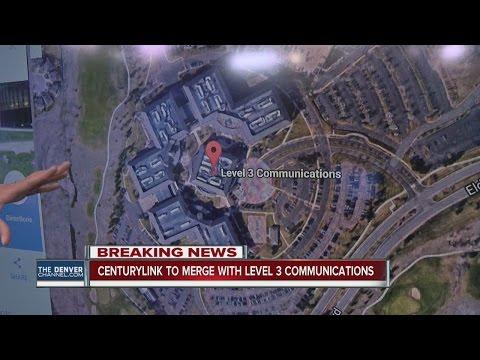 CenturyLink To Merge With Level 3 Communications
