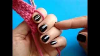 Вязание крючком - Как держать крючок