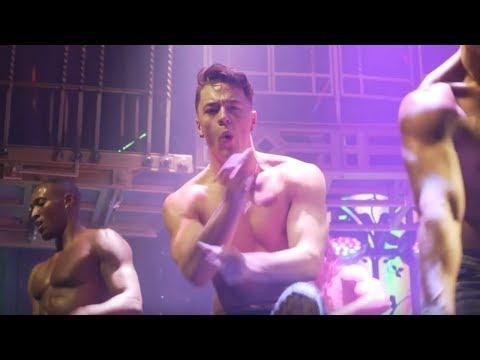 Magic Mike  London Behind the Scenes  Cosmopolitan UK