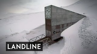 Aussie seeds in the Global Seed Vault