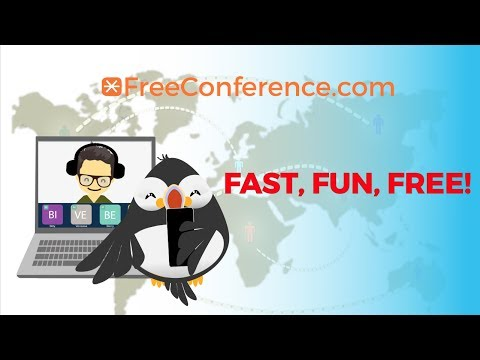 FreeConference.com - Fast, Fun, Free!