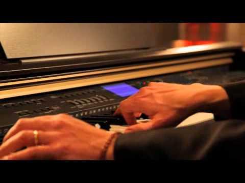 Kraft music yamaha arius ydp 162 digital piano demo w for Yamaha arius ydp v240 review