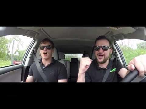 Continental Carpool Karaoke