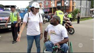 Download Video Inspiratif, Pengguna Kursi Roda Ini Ikut Serta Dalam Jalan Sehat Manokwari - 86 MP3 3GP MP4