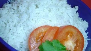 Perfect Basmati Rice Recipe