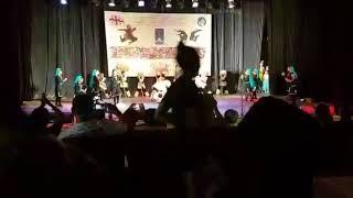 """Танец пастухов. Международный конкурс """" золотое руно"""" . Грузия. Харсанова Амира"""