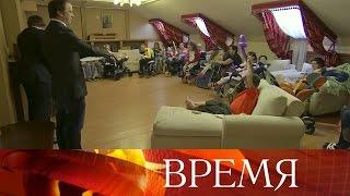 ВСанкт-Петербургском детском хосписе строят новый корпус.