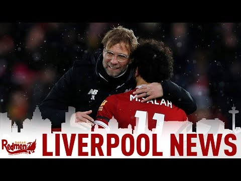 Klopp Sings Salah's Praises! | #LFC News Daily LIVE