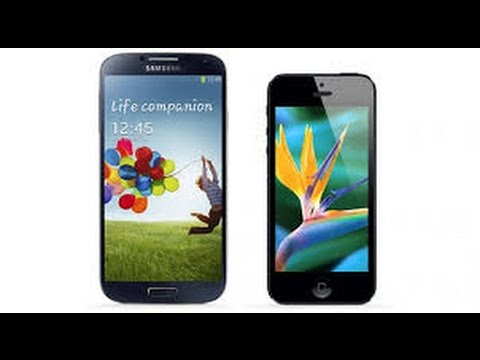 Iphone 4s vs samsung s4 zoom