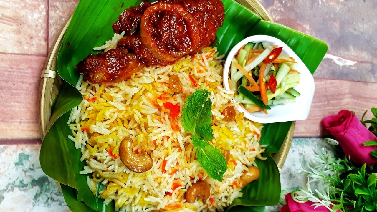 Nasi Minyak Lagi Dapur Tanpa Sempadan