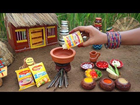 How To Prepare Masala Maggi Noodles + 2 Types Of Sauce | Maggi Recipe | #49 | Mini Foodkey