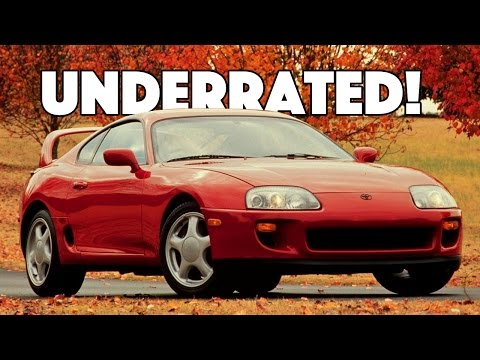 TOP 5 Most Underrated Cars On The Internet | Ep. 1