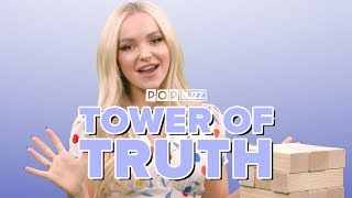 Dove Cameron Explains The One Tattoo She Got For Her Ex | Tower of Truth | PopBuzz Meets