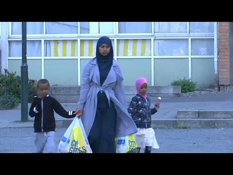 مهاجرو السويد يخشون صعود اليمين المتطرف في الانتخابات البرلمانية…  - 20:53-2018 / 9 / 8