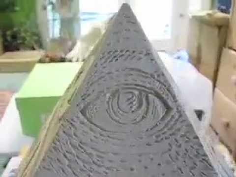 NWO Pyramid art