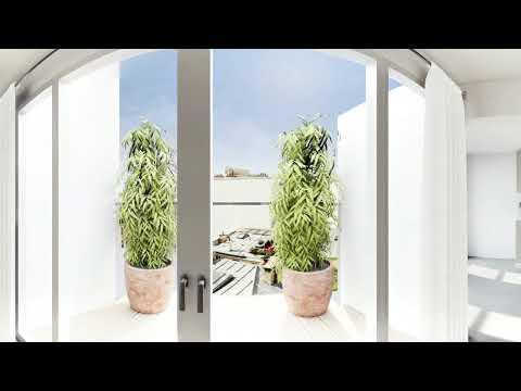 """Résidence """"Passage Oberkampf"""" à Paris 11 : visite panoramique d'un 4 pièces"""