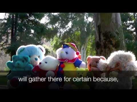 Teddy Bears' Picnic Song Lyrics  -  Nursery Rhymes - Learn English
