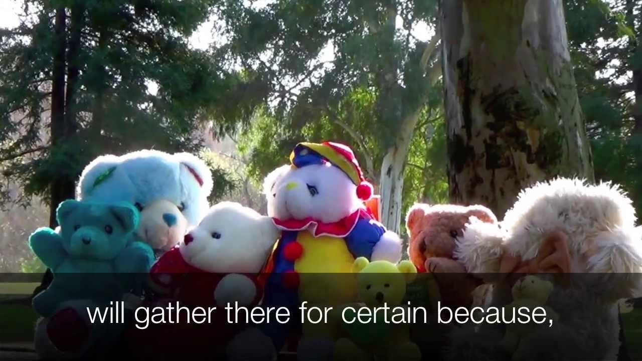 Song teddy bears picnic
