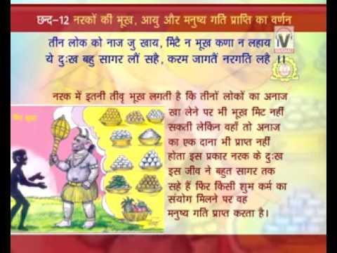 Jain Gyan : Chhah Dhala (छह ढाल ) : पहली ढाल : First Dhal : 6 Dhala Part 1