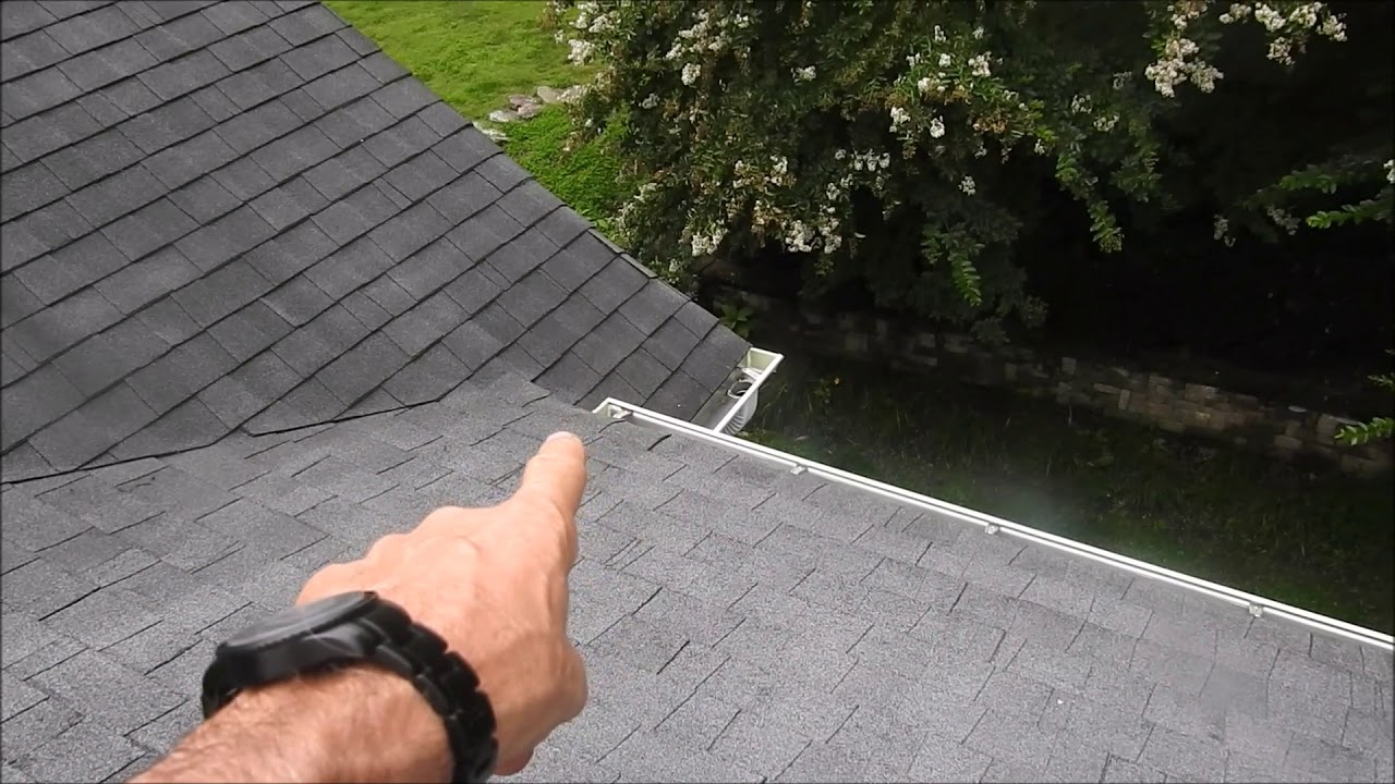 Ridge Vent Roof Valley Leak Repair Great Falls Va