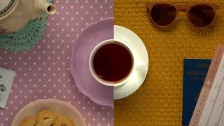 Cuántas cosas se pueden decir con un té