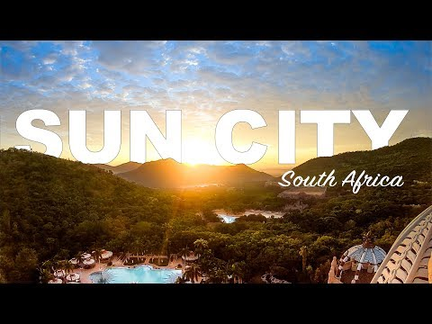 GOPRO HERO 6 | Sun City South Africa | TRAVEL