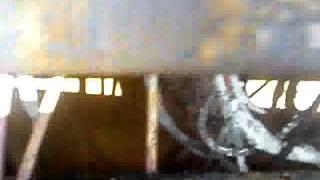 Трансформаторная будка после пожара