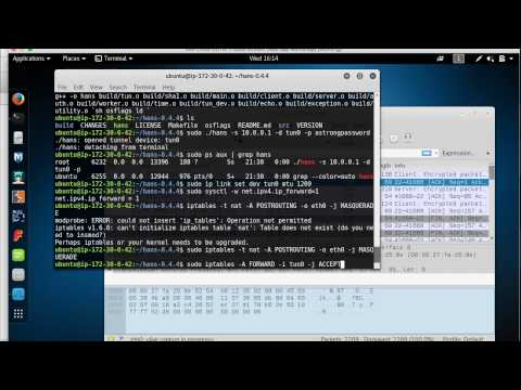 DNS Tunnelling by Riley1203