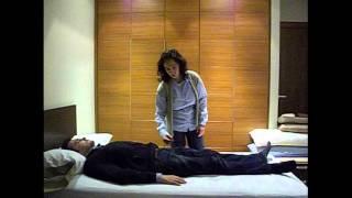 Prevención de úlceras por presión: cambios posturales