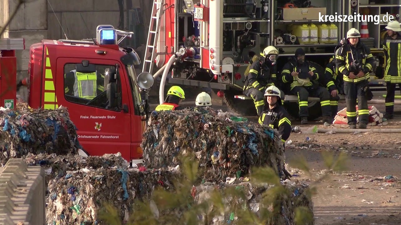 Feuer Auf Recyclinghof In Nordwohlde Sabine Gerke Cute766