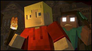 Download Video Animação Mansão Herobrine Minecraft // Herobrine's Mansion Minecraft Animation MP3 3GP MP4
