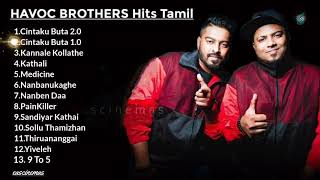 Havoc Brothers | JukeBox | Tamil Album Songs | Havoc Brothers Album songs | Tamil Hits | eascinemas