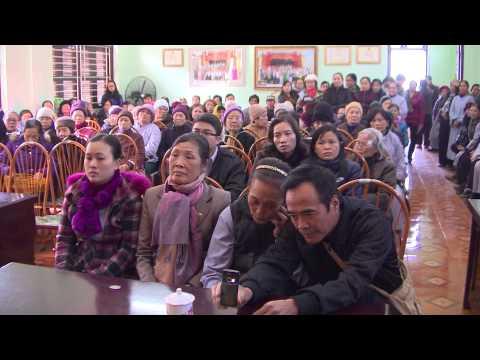 Đôi nét về Thầy Thích Trúc Thái Minh và ngôi Chùa Ba Vàng - Quảng Ninh (HD)