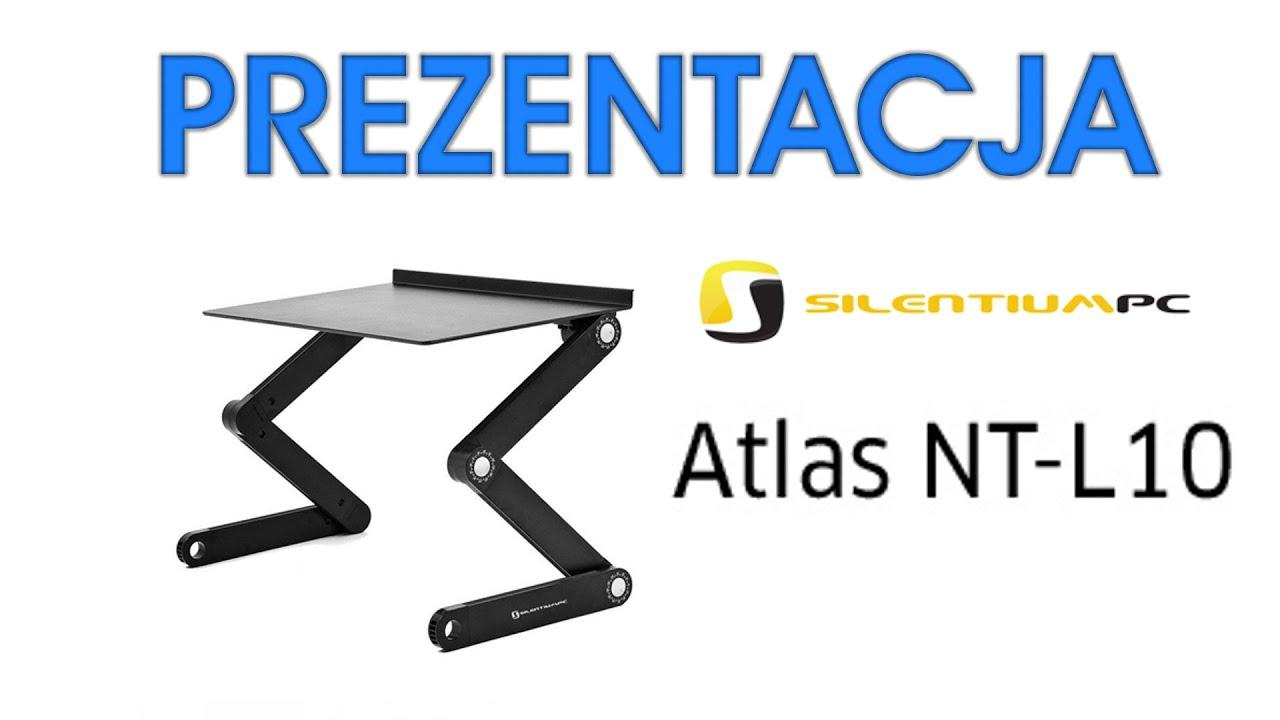 Unboxing Stolika SilentiumPC Atlas NT L10 HardPC TV 119