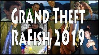 RaFish - wycięte sceny cz.2 - śmieszne wędkarstwo 2019