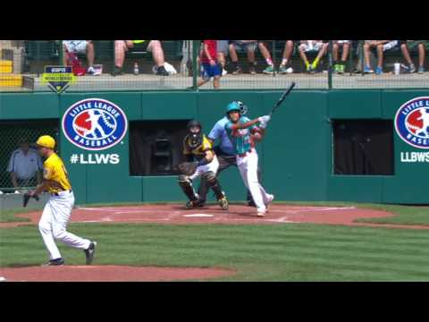 Panama's walk-off HR wins consolation game