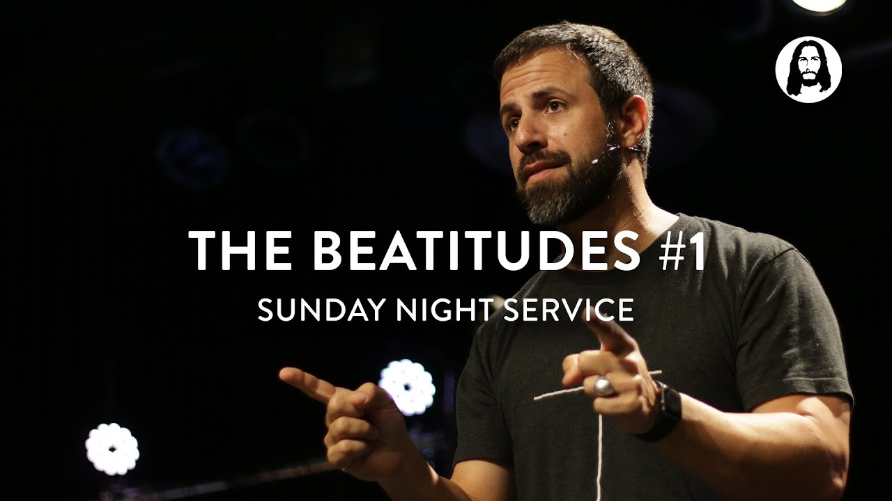 The Beatitudes | Michael Koulianos | Sunday Night Service