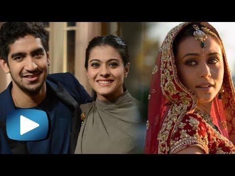 Kajol Hints On Rani Mukherji Aditya Chopras Marriage