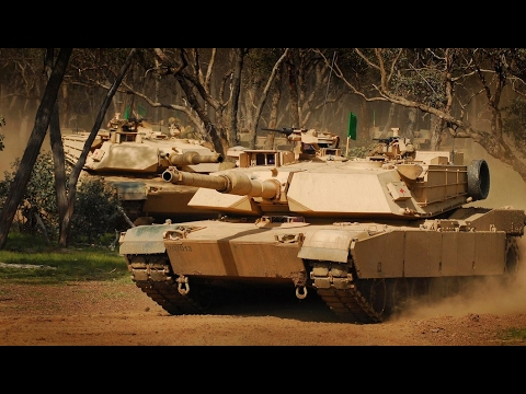"Военная техника танк США  М1А2 ""Абрамс"" Military equipment Tank US M1A2 ""Abrams"""