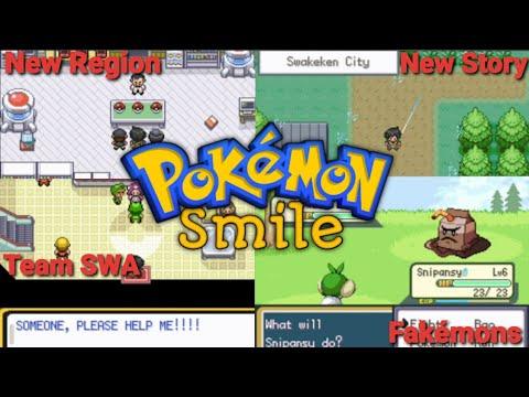Pokemon Smile(GBA) | Beta | (English) | GBA RomHack |