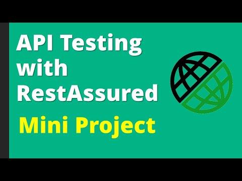 Rest API Testing Sample Mini Project | Rest Assured in Java+TestNG+Maven | Git & Github