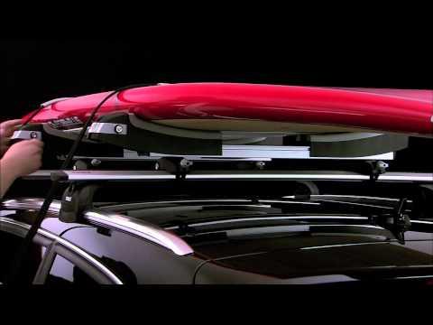 Thule SUP Taxi  видео