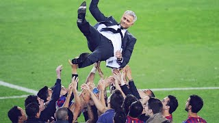 José Mourinho was supposed to become FC Barcelona's manager! | Oh My Goal