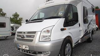 2007 Hobby Van T500 motorhome